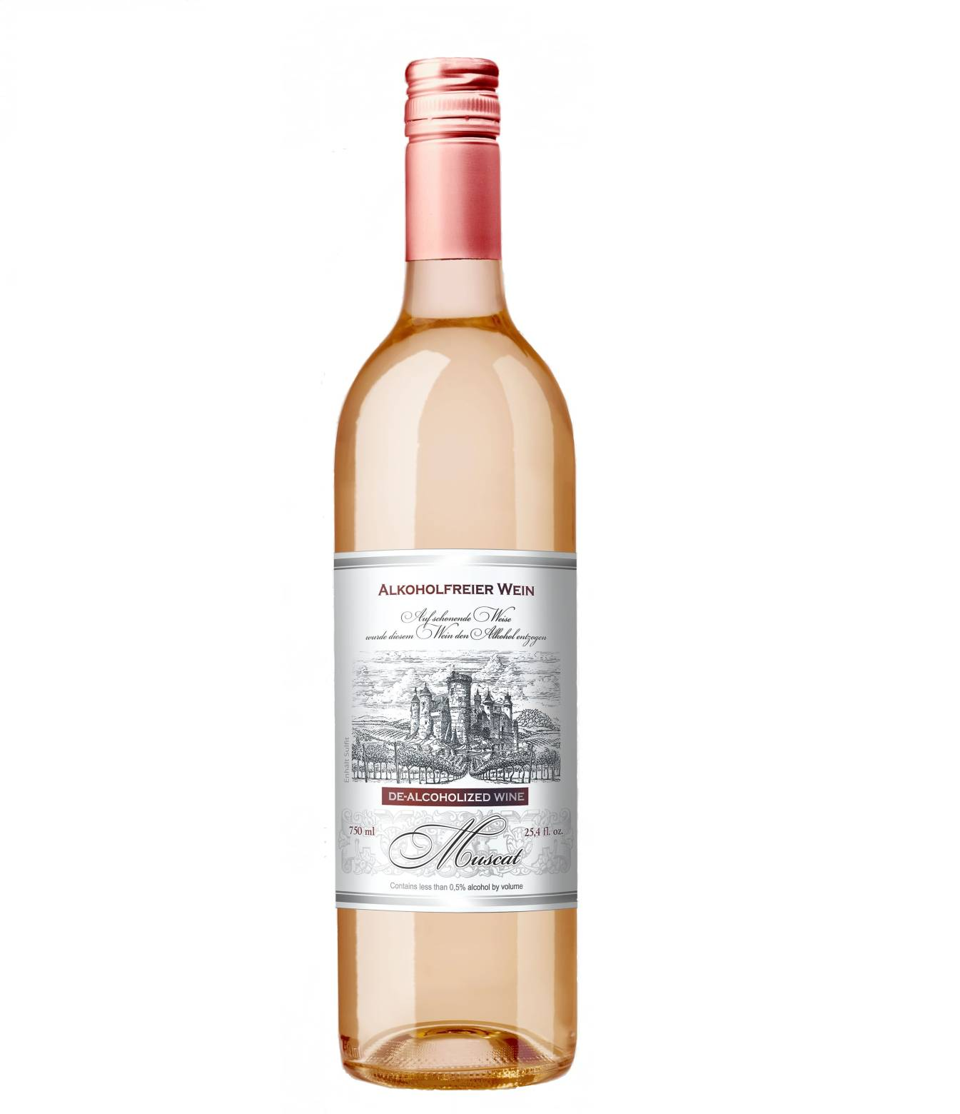 Alcohol Free Muscat Rose