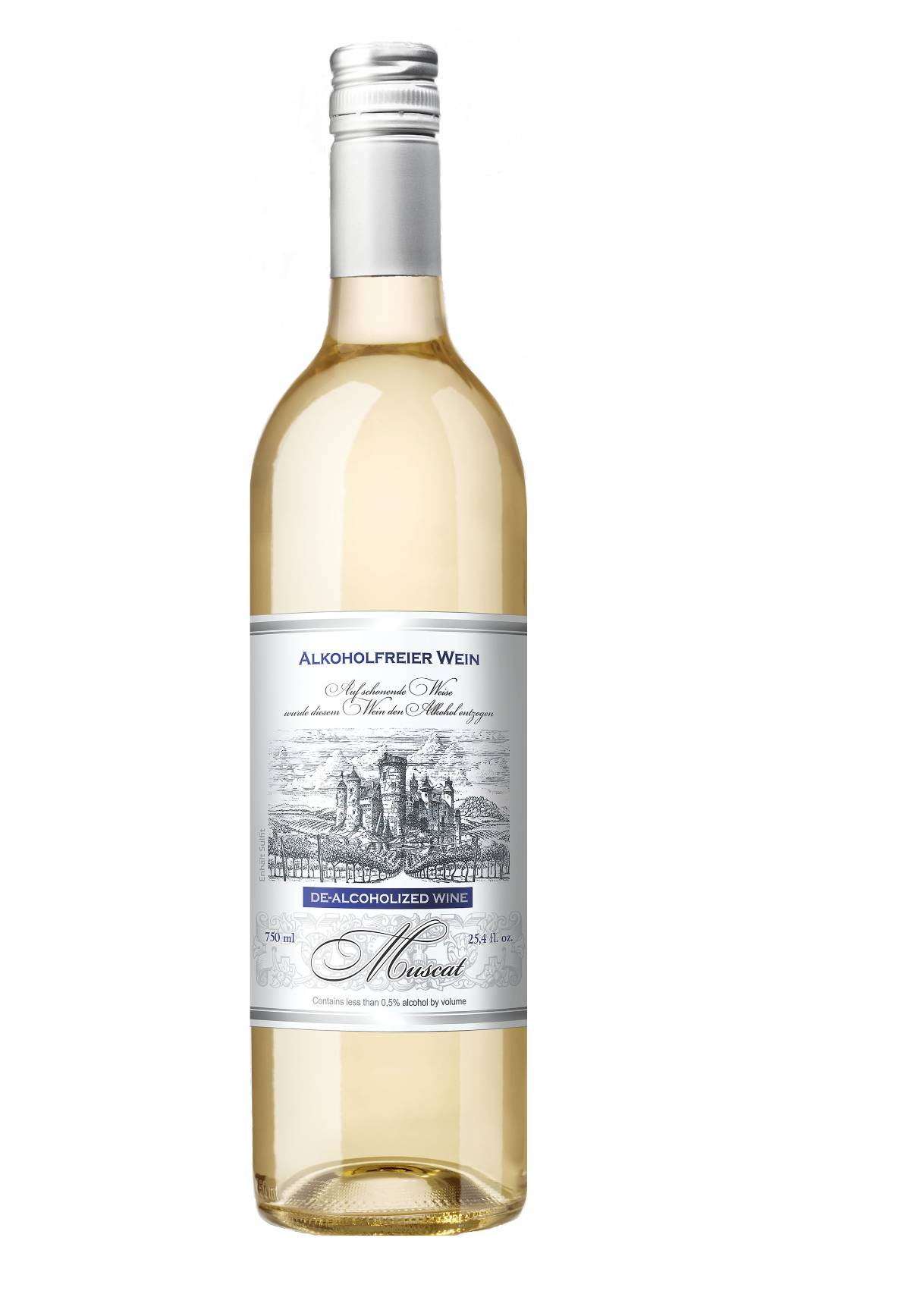 Alcohol-free Muscat White